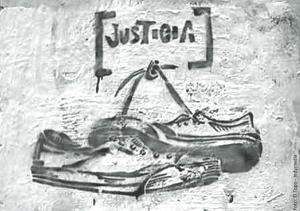 El símbolo de la lucha de las víctimas de 'la Cromañón'